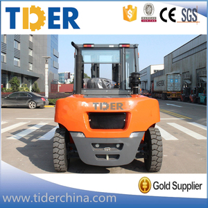 Chinese 5 ton diesel forklift truck specification