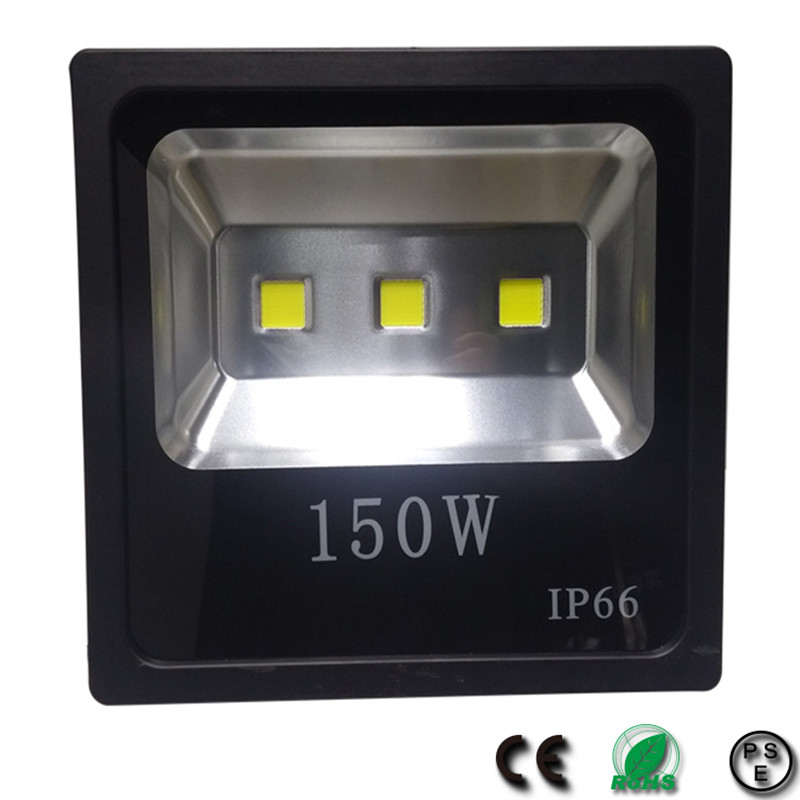 150w led flood light 85v 265v ip66 proyector refletor led floodlight projecteur led exterieur. Black Bedroom Furniture Sets. Home Design Ideas