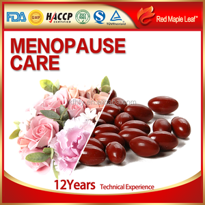 Health Food Capsules Blister Packing Menopause Care