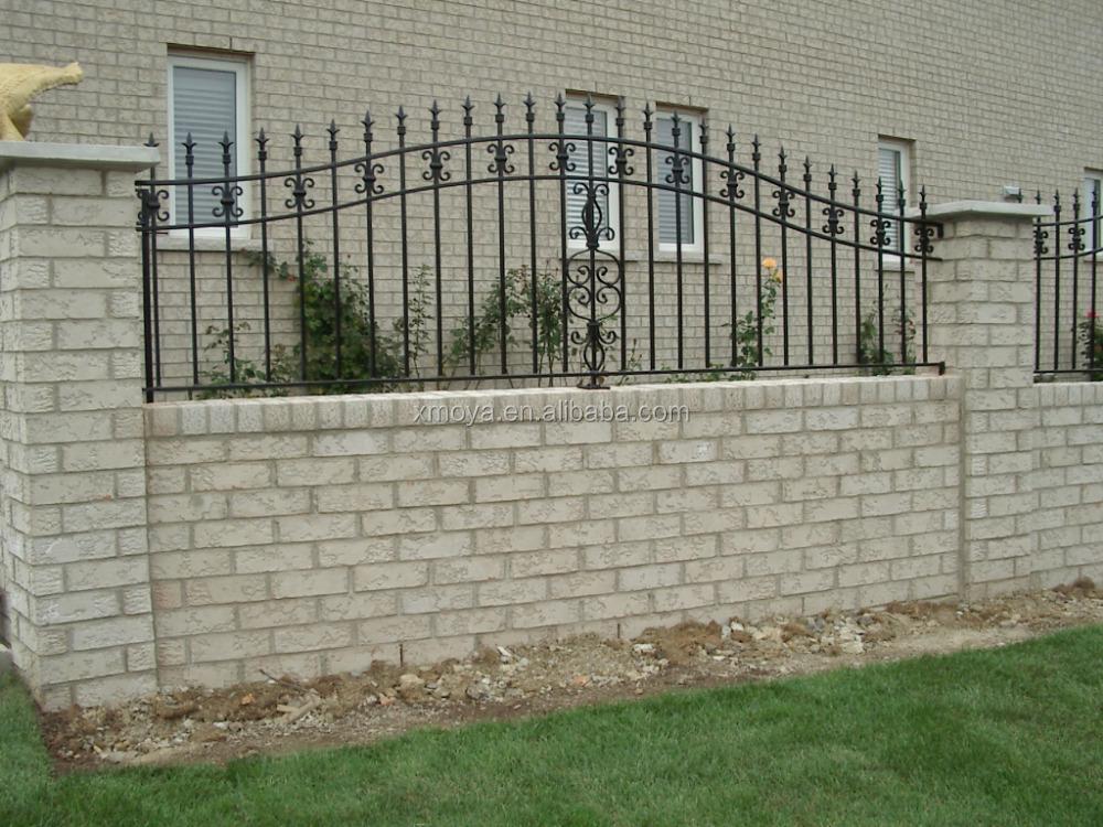 Semplice disegno recinzione cancello griglia a