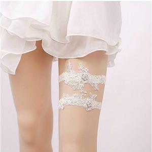 6dde6cae6e2 Bridal Leg Lace Garter