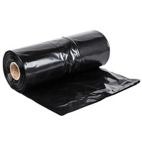 HDPE waste trash bag heavy duty garbages bags on roll for medical