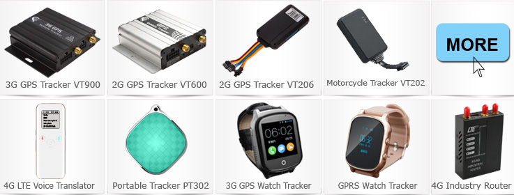 Mini Waterproof 3G Wcdma Prisoner Personal GPS Tracker With Real-Time Positioning And Voice Monitor
