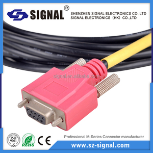 db9 d-sub splitter cable