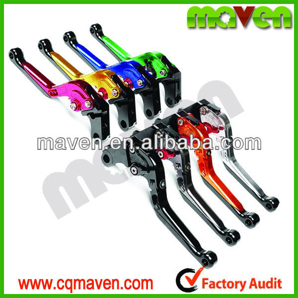Quality Maven CNC Motorcycle Adjustable Brake and Cutch Levers for Yamaha FZ6-Fazer 1997-2010