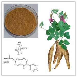 Traditional Chinese Herbs medicine 100% pure natural kudzu root extract 40% puerarin