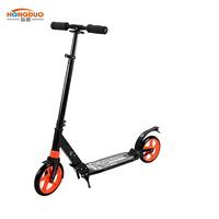 kick scooter 200mm wheels / stand up scooters for sale