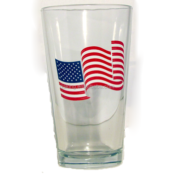 American Pint Beer glasses