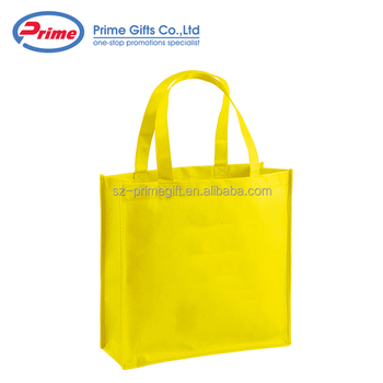 Recyclable Non Woven Tote Bags With Custom Printed Logo - Buy ... d6df30ebdab0