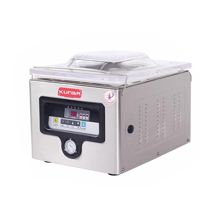 DZ-600/2SA डबल चैम्बर फ्लैट प्रकार वैक्यूम पैकिंग मशीन वैक्यूम मुहर