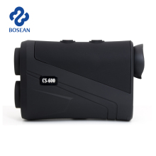 1200m black color mini size golf laser rangefinder