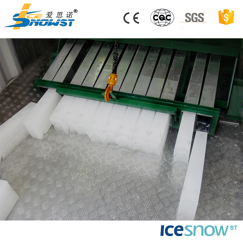 Industrial high production clear block ice machine cheap price ice making machine