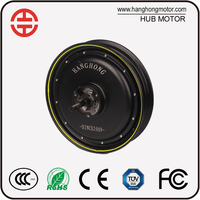 Low price for permanent magnetic 1500W electric bicycle parts hub motor