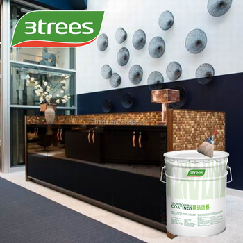 3trees Easy Application Mould Emulsion Material Interior Wall ...
