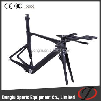 Carbon Tt Bike Frames Dengfubike Fm069 S Bend Carbon Handlebar Trp