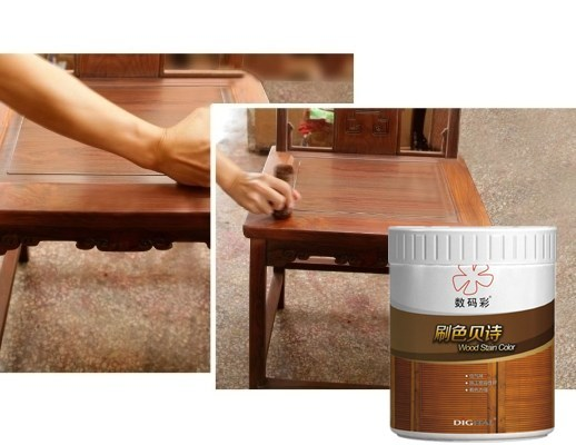 Welp Asian Home Deco Style Wood Paint Furniture Wood Coating - Buy Wood TK-27