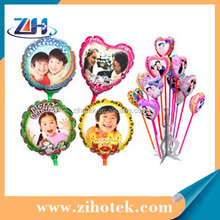 DIY Personalized directly printing photo balloons, inkjet photo balloon customized printing