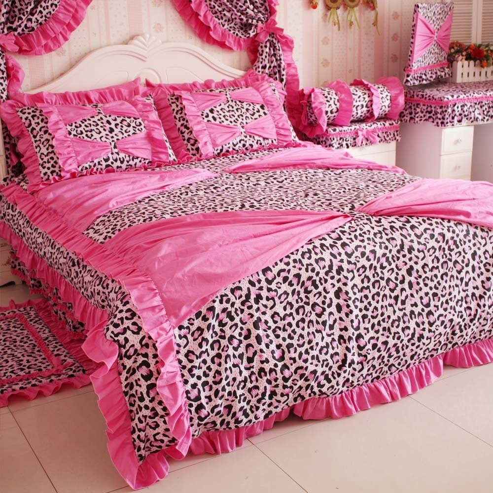 Cheap Red Leopard Bedding, find Red Leopard Bedding deals on line at ...