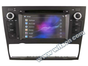 "WITSON 7"" DIGITAL AIR for BMW E90/E91/E92/E93 For BMW 3 car cd dvd player"