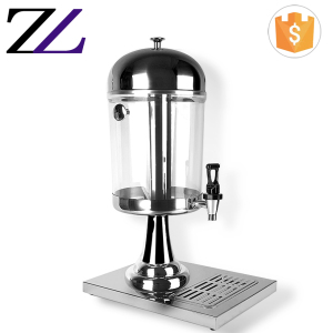 Hotel used tower dispenser machine plastic custom catering cooler sunnex parts of buffet juice milk beverage dispenser