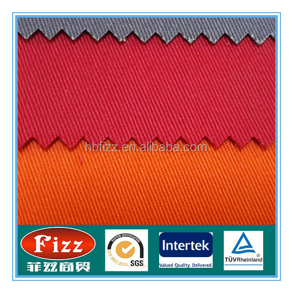 hot sale polyester/cotton workwear fabric complete in specifications