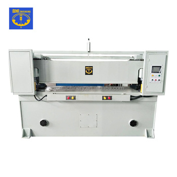 Automatic receding head punching machine
