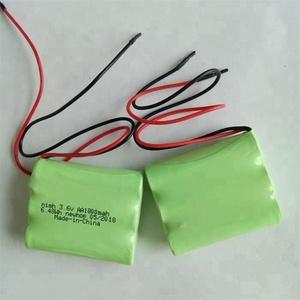 New Ni-MH AA 3.6V 1800mAh Ni-MH Rechargeable Battery Pack With Plugs For Cordless Phone Batteries