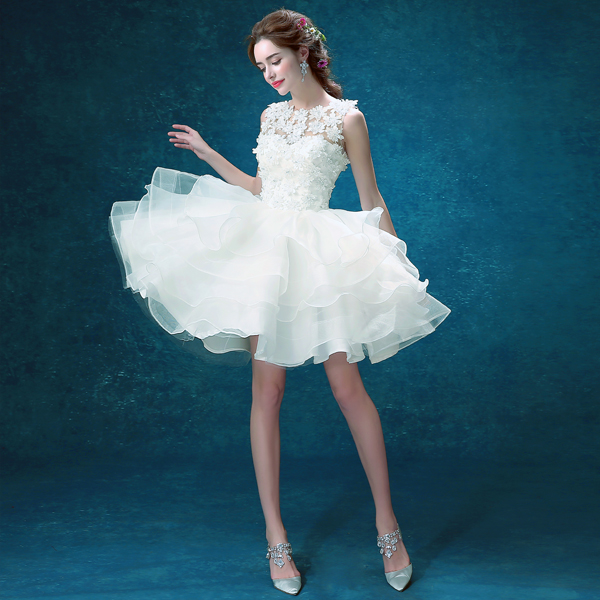 Vestido estilo princesa curto comprar