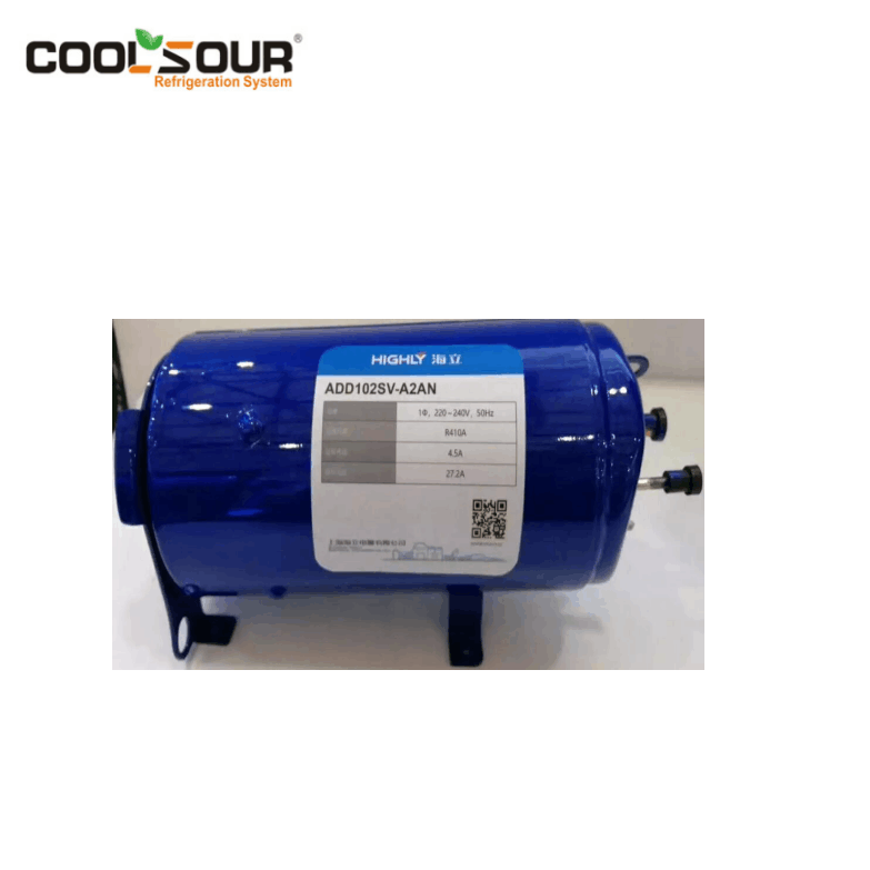 Highly rotary air conditioner compressor