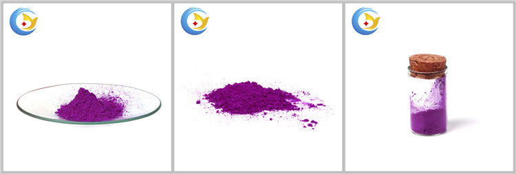 Eco Solvent Violet 31 Dye / Solvent Violet RR for Plastic Dyeing / Textile Dyeing