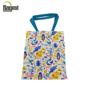 European standard REACH organic 38x42 cotton bag