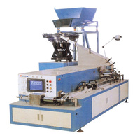 China Suppliers Automatic Wire Coil Nail Making Machine/Coil Nail Collator Machine