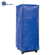 Foldable Metal Laundry Storage Cargo Folding Rolling Carts Container