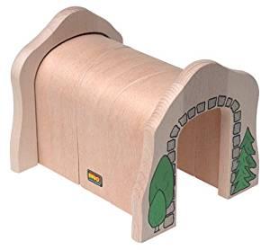 Brio Wooden Railway Adaptable Tunnel #33458