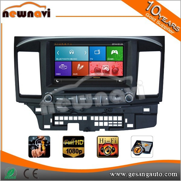 Supporting Car DVR, Sensitive Radio+RDS world tech car audio