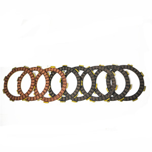 Bajaj Pulsar Motorcycle Clutch Pressure Friction Plate