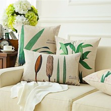 China wholesale digital printing customized sofa cushion