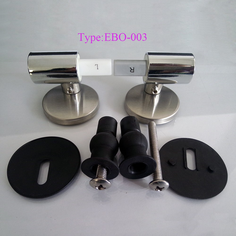 Quick Release Soft Close Toilet Seat Hinges Ebo 003   Buy Heavy