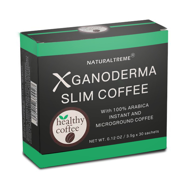 China Reishi Black Slimming Coffee For Fat Burning Fast