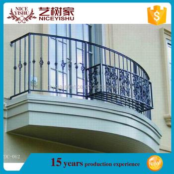 Haute Qualite En Gros Simple Offre Speciale Modeles Garde Corps Pour Terrasse Luxe Decoratives A L Exterieur Balustrade De Balcon En Aluminium Buy