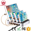 4 Multi Port USB Charging Station Desk Phone Accessories Mobile