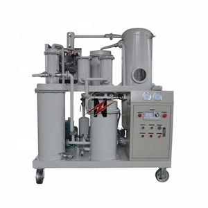 Mini Oil Refinery/waste oil recycling plant,used engine oil to diesel  distillation machine,machine oil purifier