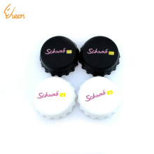 10 years manufacture expenrice silicone beer bottle crown cap