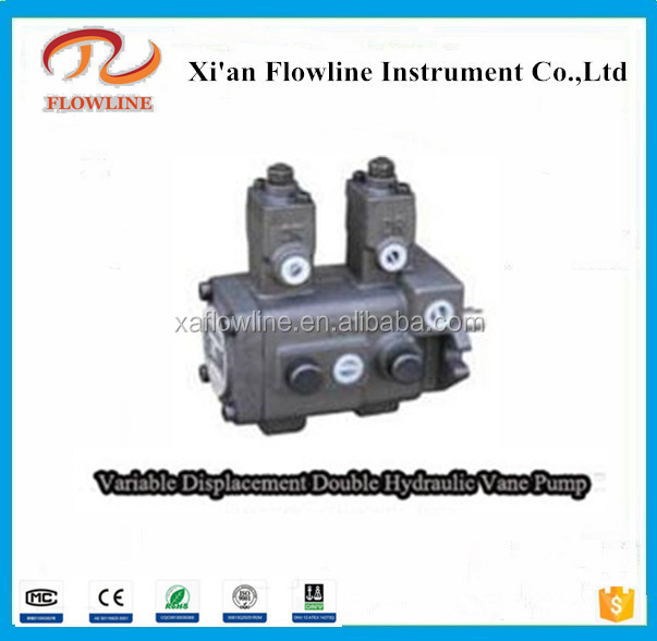 2017 hydraulic pumps with touch screen