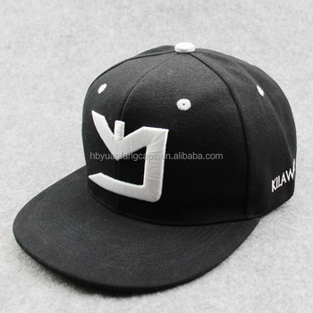 3d Letters Custom Made Flat Bill Snapback Hats Sale - Buy 3d Letters ... 95eb8b02cdc