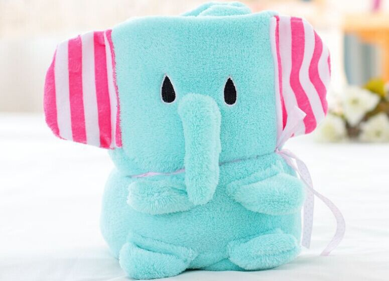 Cute Baby Blanket Bedding Blanket Bedding Set Baby Blanket Baby Bed Bath Towel Play Mat 1pcs
