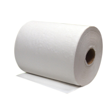 Roll toiletpapier hardwound roll handdoeken Virgin pulp natuur hand tissue sanitair papier servetten badkamer fittings