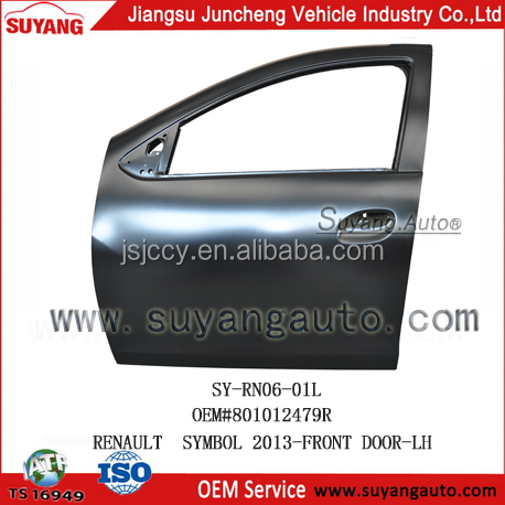 RENAULT SYMBOL 2013 iron car front door master pro auto parts