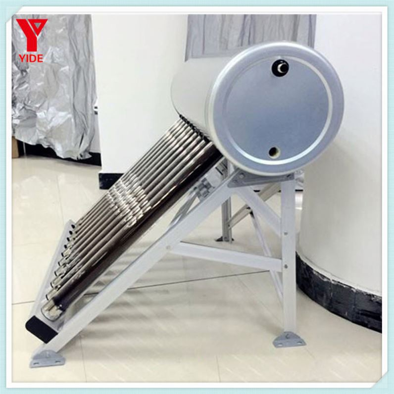 Tubular Thermosiphon Solar Water Heating System
