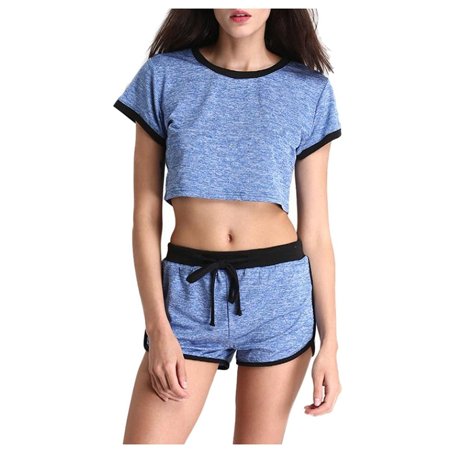 b02981afbe Get Quotations · Womens Yoga Outfits